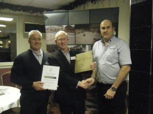 Winners of 'Best Project by a New Registered Member'